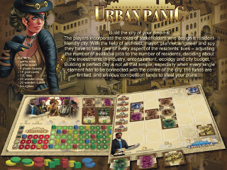 Urban Panic - Preview