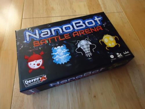 NanoBot Battle Arena Box