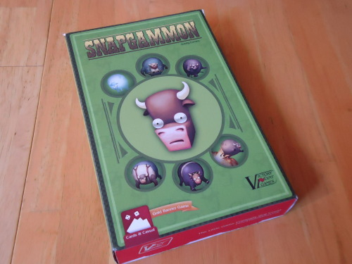 Snapgammon Box