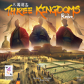Three Kingdoms Redux - Cover