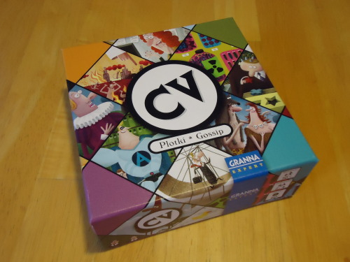 CV: Gossip Box