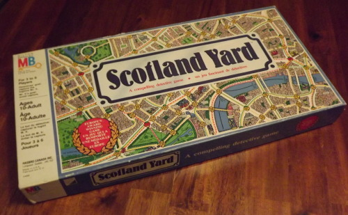 Scotland Yard Box