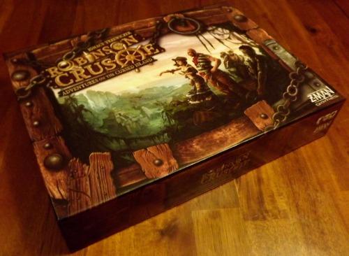 Robinson Crusoe Box