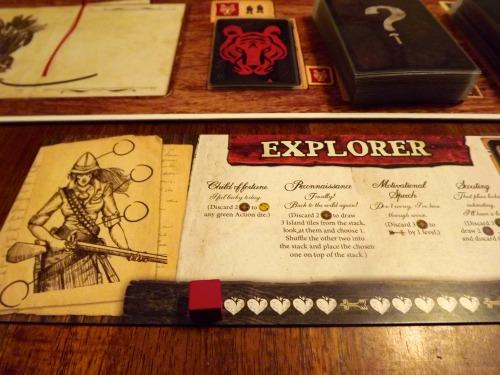 Robinson Crusoe Character Board