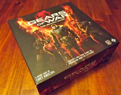 Gears of War Box