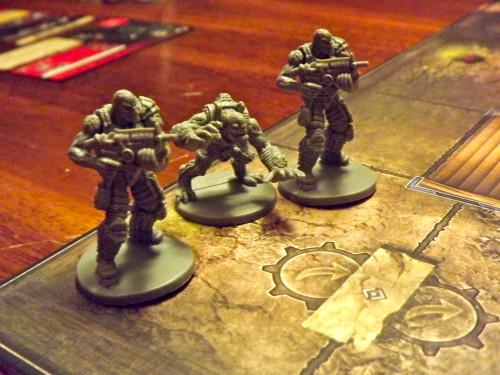 Gears of War Wretch & Drones
