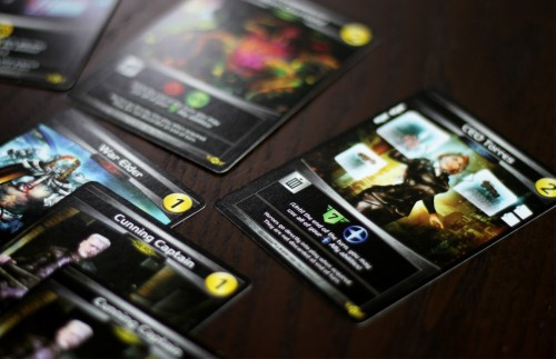 New cards! What did you expect, hex tiles?