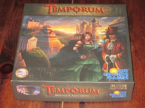 Temporum box