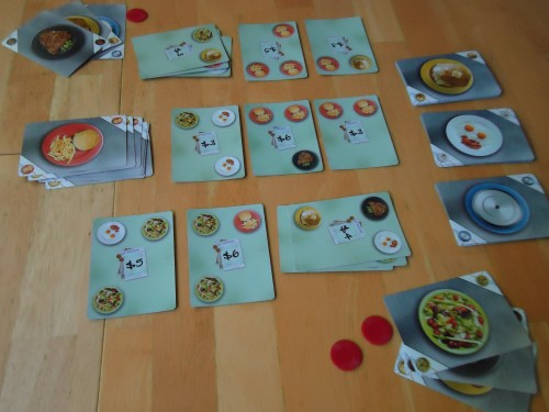 Diner - Game In Progress