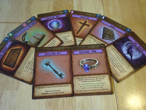Transylvania Discovery Cards