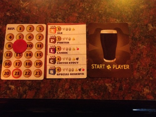 Brew Crafters Tiny Poker Chip