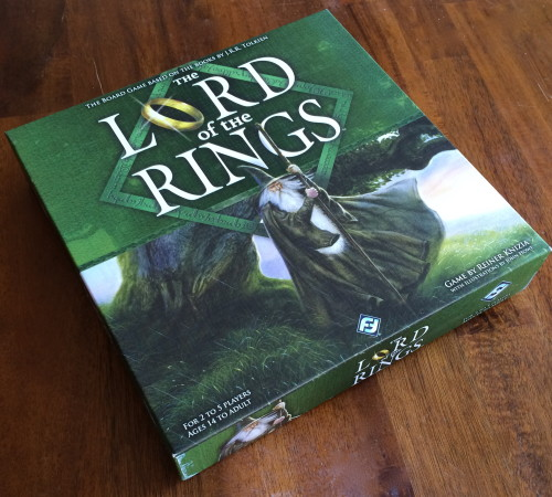 The Lord of the Rings Box