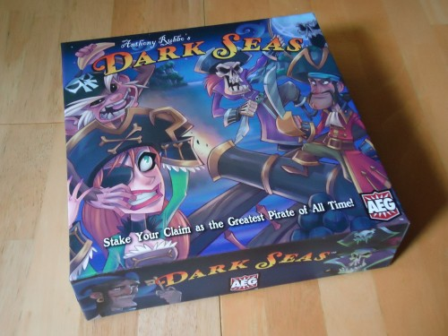 Dark Seas - Box