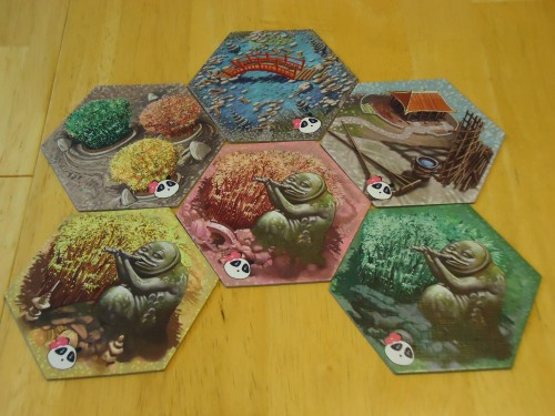Takenoko Chibis New Tiles