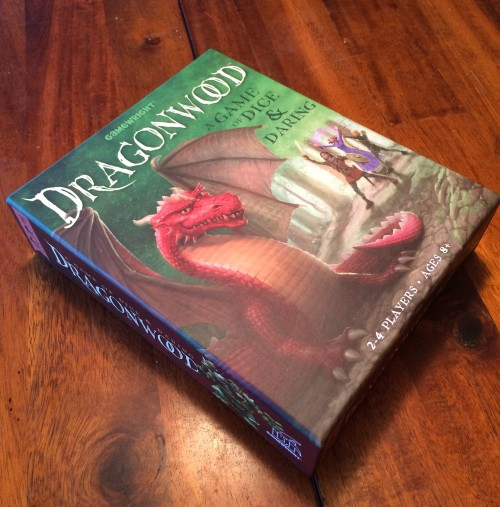 Dragonwood Box