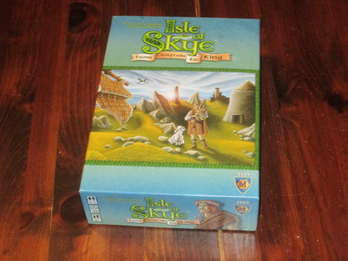 Isle of Skye box