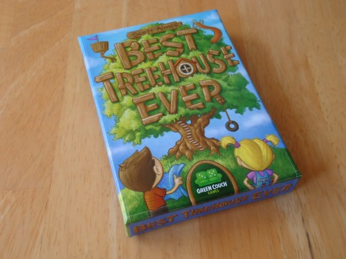 Best Treehouse Ever Box