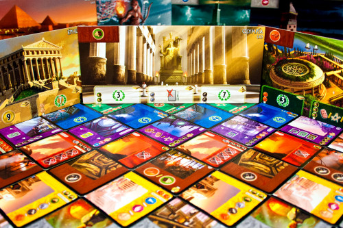7 Wonders - Arrangement 5