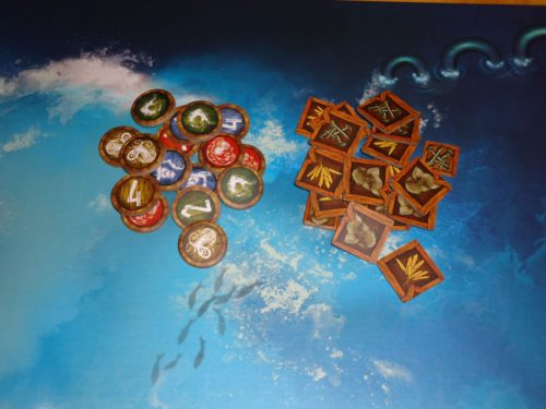Vikings on Board - Tokens