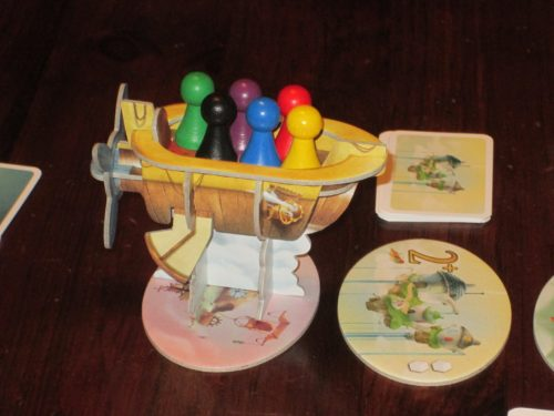 Yes, Celestia comes with a 3D airship. Is this necessary? No. Is it awesome? Yes.