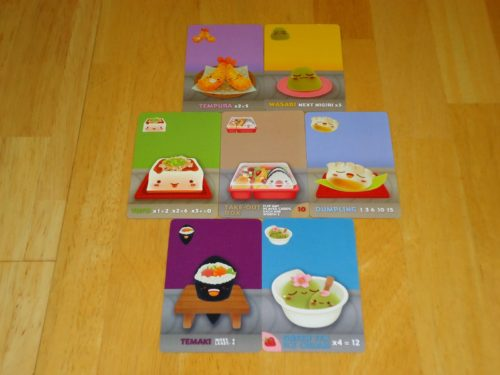 Sushi Go Party - Cards 3