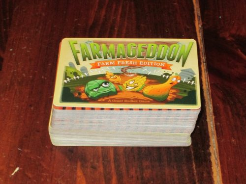 Farmageddon prototype deck