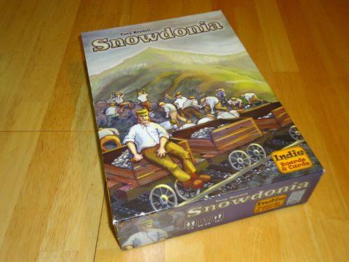 Snowdonia Box