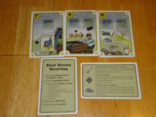 Snowdonia Misc Cards