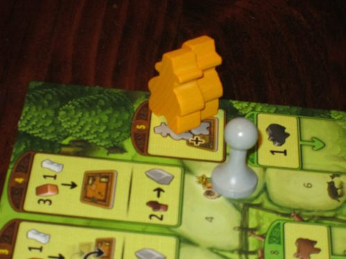 Having children in Agricola is nigh essential, as that is how you will gain more actions.