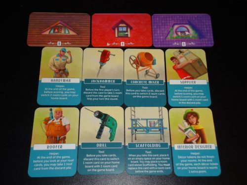 Dream Home: Helper Cards