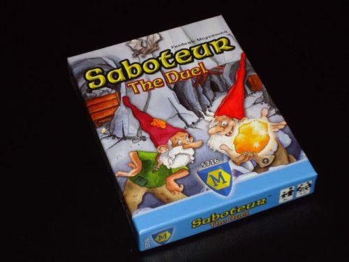 Saboteur Duel Box