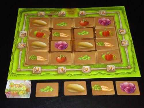 Veggie Garden Board