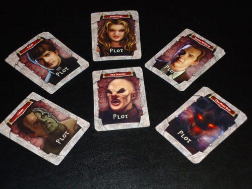 Buffy - Plots