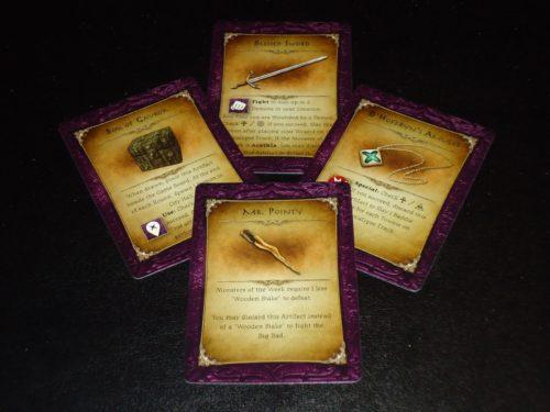 Buffy - Artifacts