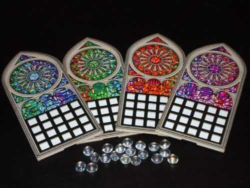 Sagrada - Player Boards