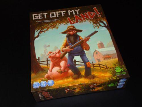 Get Off My Land: Box