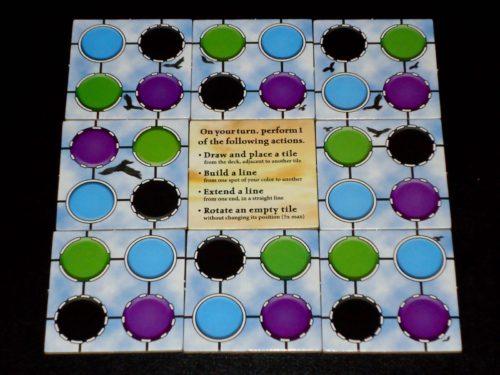 Grackles: Tiles
