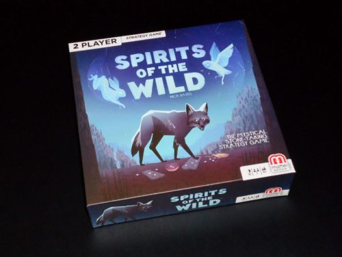 Spirits of the Wild: Box