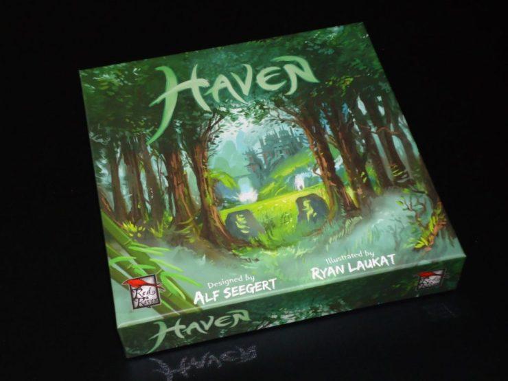 Haven: Box