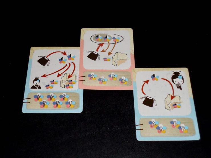 Cherry Tree: Cards