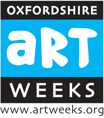 Oxfordshire Art Weeks Logo www.artweeks.org