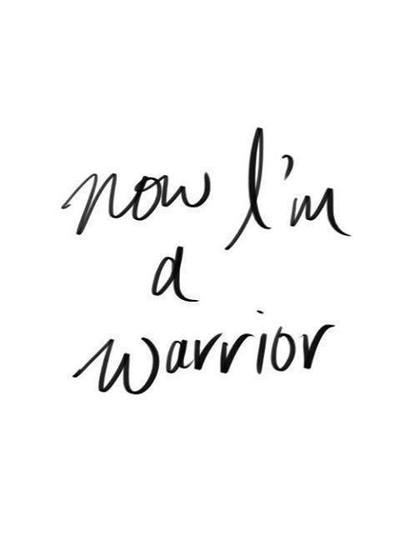 Warrior Strength Quotes. QuotesGram