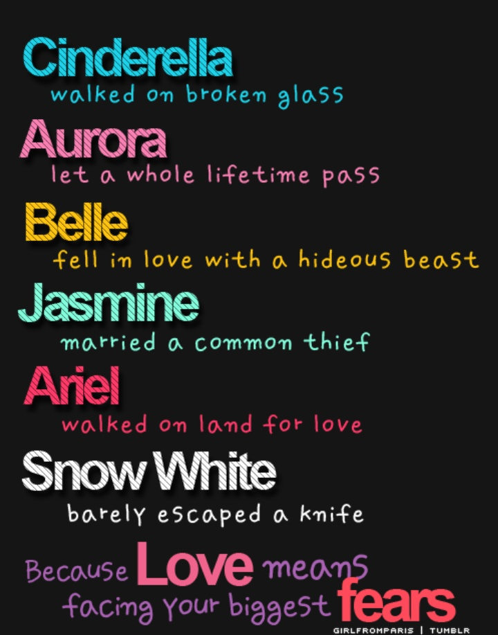 Disney Love Quotes And Sayings Quotesgram