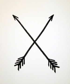 arrows simple drawing arrow favim draw kb via sketch