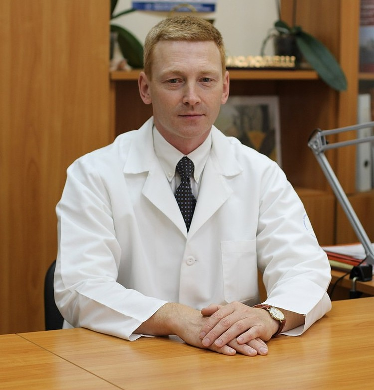 Head of the Research Institute of Influenza Dmitry Lioznov