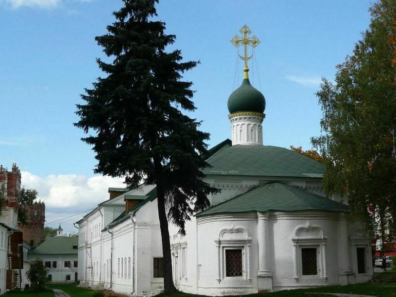 Иринины палаты в Новодевичьем монастыре