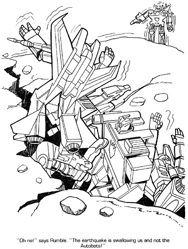 Free Coloring Pages Of To Earthquake