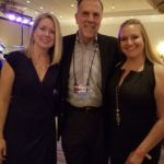 Sarah Caldwell, Curt Horne, Tiffany Patterson - 2018 NALTA Annual Conference