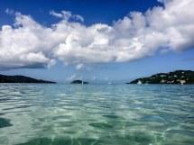 Magens Bay Beach Break St. Thomas - Travel Addicts