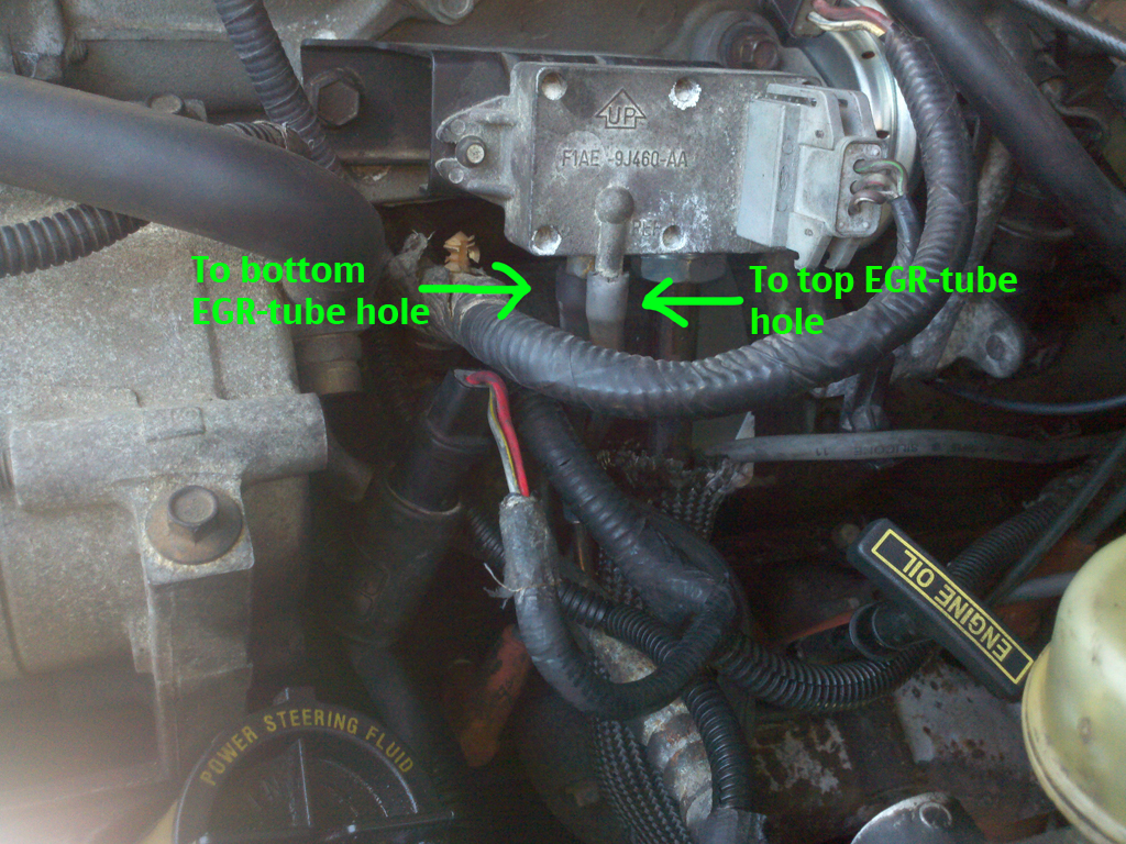 Diagram Besides 94 Ford Explorer Vacuum Line Diagram On F150 Vacuum